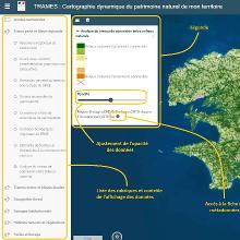 TRAMES, fonctionnement écologique des territoires